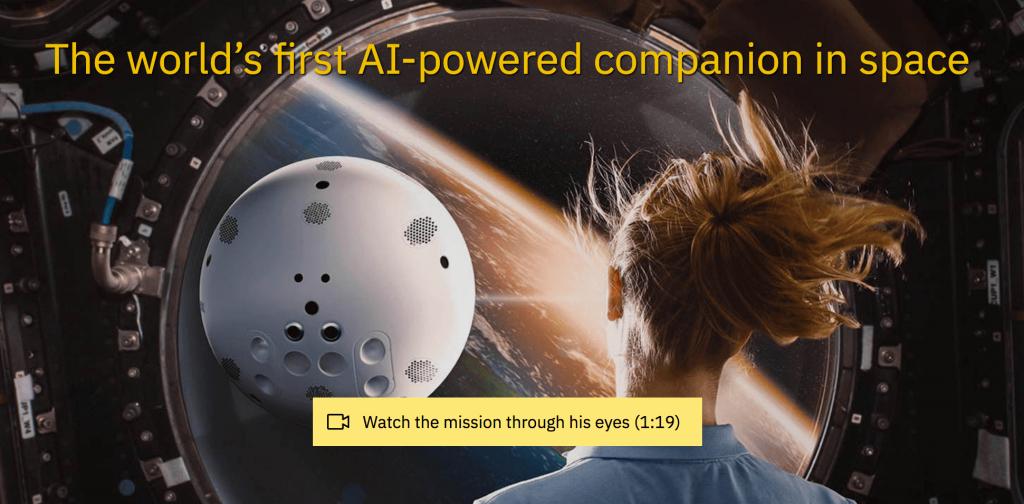When Space meets AI